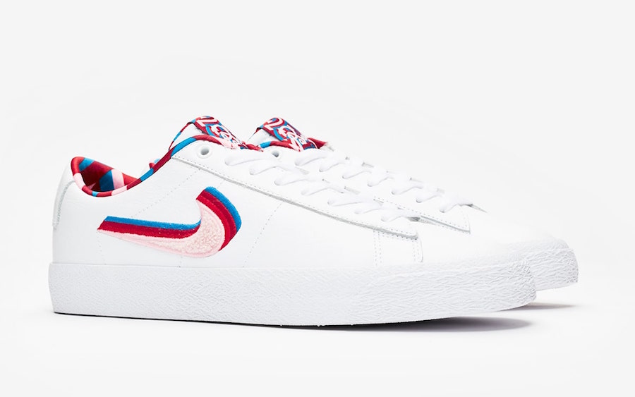 Parra x Nike SB releasing on July 26th